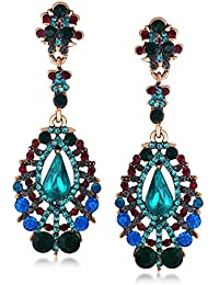 Sukkhi Drop Earrings for Women (Multicolour)(E73149)