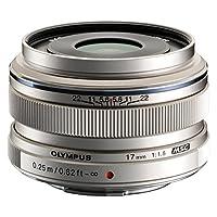Olympus M.Zuiko Digital 17mm 1:1.8 Gümüş MFT Lens