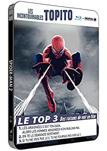Spider-Man 2 [Blu-ray + Copie digitale - Édition boîtier SteelBook]