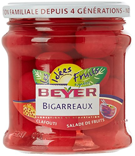 Beyer Bigarreaux au Sirop165 g
