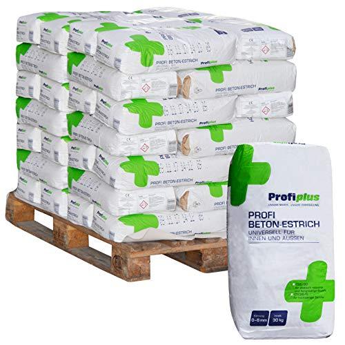 35 Sack/Palette Profiplus Beton-Estrich 30kg Verbundestrich