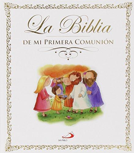 La Biblia: De mi primera Comunión (La Biblia y los niños) por Jan Godfrey