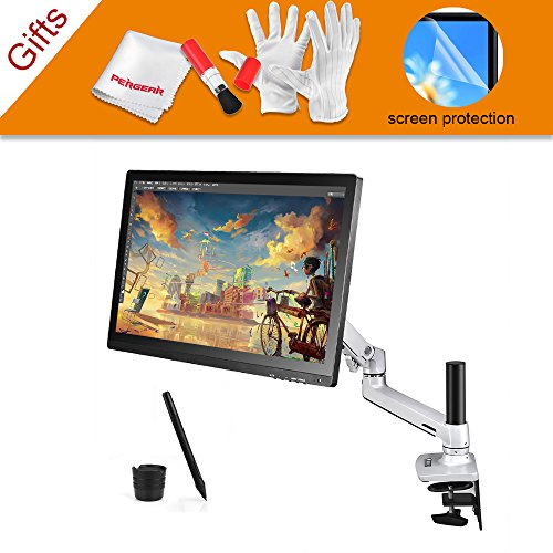 UGEE 21.5' UG-2150 IPS 1080P Panels Digital Zeichnung Grafik Monitor Grafiktabletts Anzeige Graphic...