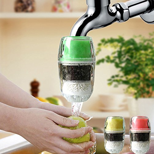 Faucet Extenders - Faucet Water Filter Purifier Household Healthy Activated Carbon Carbonated Filtros Machine - Health Events Case Motorcycles Technology Weddings Beauty Sports Toys Cell Girl