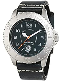 Ice-Watch Herren-Armbanduhr Analog Quarz Leder HE.BE.SM.B.L.14