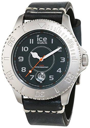 Ice watch ice heritage-orologio da uomo al quarzo, quadrante con he.be.sm.b.l.14 e cinturino in pelle, colore: blu