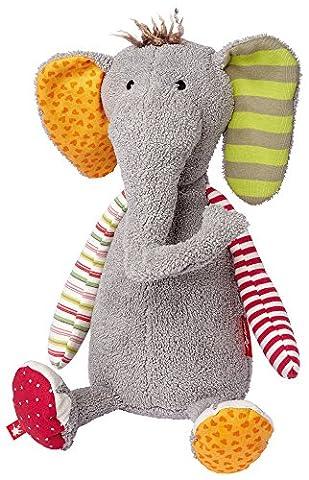Sigikid 38372 - Elefant - Sweety, Kuscheltier