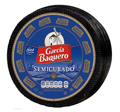 Halbfester Schnittkäse García Baquero