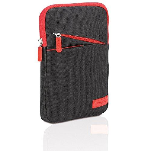 deleyCON Tablet Tasche Schutzhülle Etui Case für Tablets & eBook-Reader bis 7