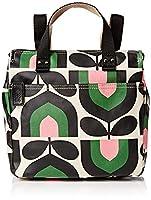 Orla Kiely Women's Small Backpack Backpack Green (Spring)