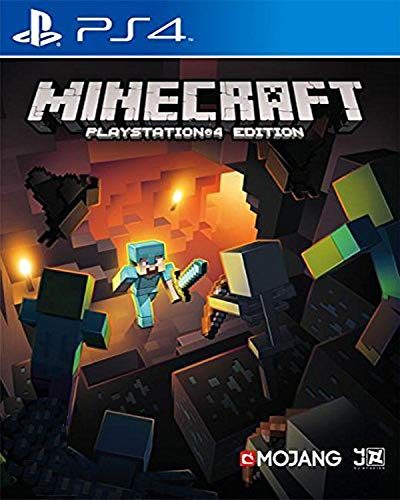 Minecraft - Playstation 4 Standard Edition