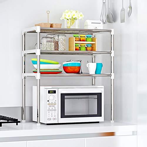 Estantes almacenamiento cocina Soporte mesa multifunción