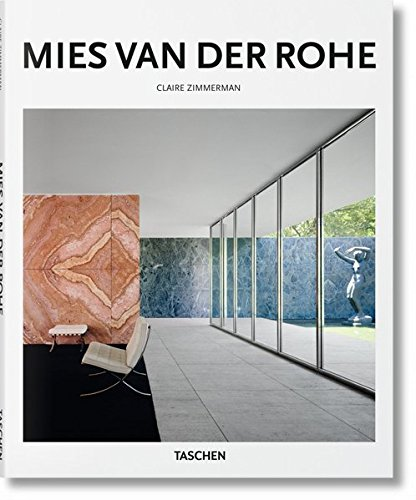 Mies van der Rohe Buch-Cover