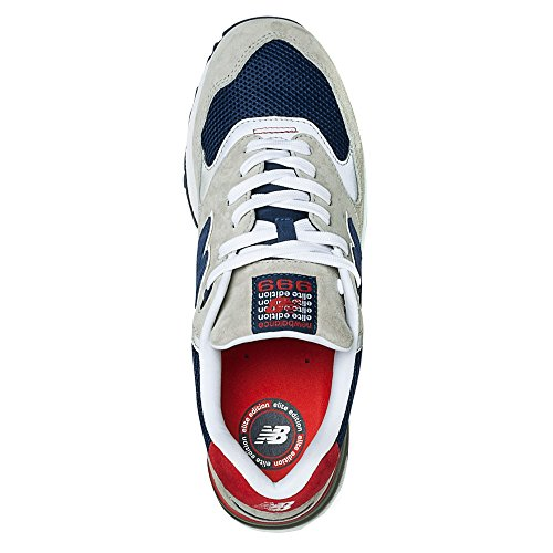New Balance Uomo Ml999 scarpe sportive AE grey navy