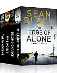 4 Ryan Lock Crime Thrillers The Innocent Fire Point Edge Of Alone