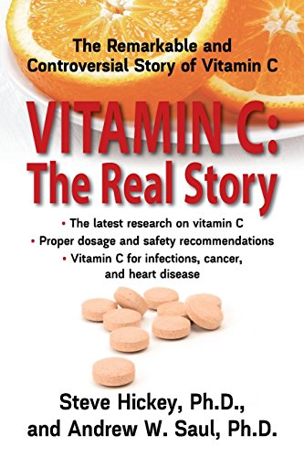 Vitamin C: The Real Story: The Remarkable and Controversial Story of Vitamin C - 0,1% Lösung