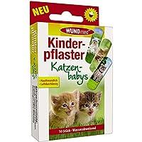 Wundmed 10er Kinderpflaster Katzenbabys - 10 Stk. preisvergleich bei billige-tabletten.eu