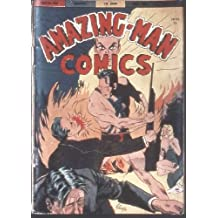 Amazing-Man Comics #13 (Illustrated) (Golden Age Preservation Project)