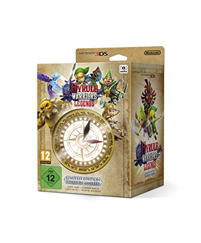 Hyrule Warriors Legends - Pack Limitado