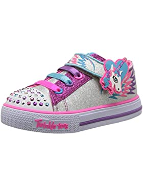 Skechers Shuffles-Party Pets, Zapatillas Para Bebés