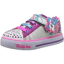 8f6dded069d Amazon.es  Skechers Twinkle Toes Shuffles - Skechers