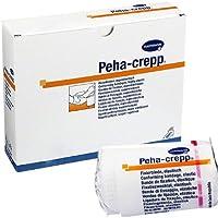 Preisvergleich für Peha Crepp elastische Fixierbinde, einzelne Binde, 4x 4 cm