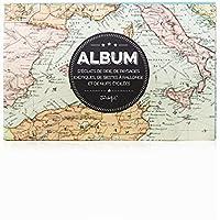 Mr. Wonderful - Álbum de viaje, diseño Vamos a perdernos en algún lugar, cartón, multicolor