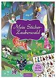 Mein Sticker-Zauberwald: Über 400 Sticker (Mein Stickerbuch)