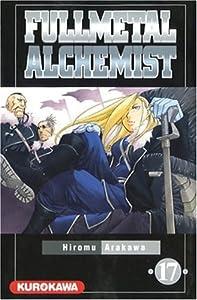 Fullmetal Alchemist Edition simple Tome 17