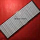 DIPU WULIAN New Kit 3 PCS 7LEDs 830mm strip for LG TV 43UJ634V 43LJ61_FHD_L LC43490059A LC43490058A Innotek 17Y 43inch_A-Type