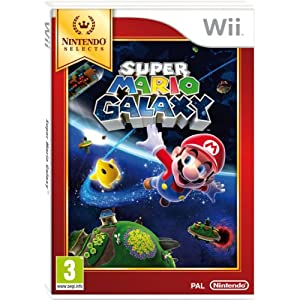 Super Mario Galaxy [Nintendo Selects] [Pegi]