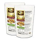 Dr. Almond Plätzchen Backmischung Weihnachtszauber NUSSPLÄTZCHEN low-carb glutenfrei sojafrei keto (2er Pack) Zuckerfreie Kekse