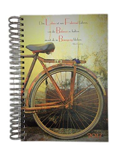 dicker Tagebuch Kalender 2017