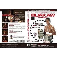 MUAYTHAI Buakaw Full Training and Technique DVD Vol.1 + Vol.2 by BUAKAW Por.Pramuk K-1 MAX Champ