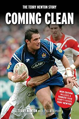 Coming Clean: The Terry Newton Story (2nd Edition) from Vertical Editions
