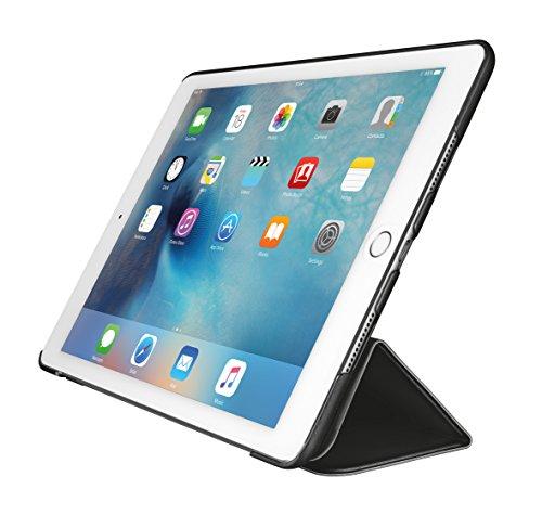4bba976811 Trust Urban Aurio-Housse Rigide pour Apple ipad Air 9.7 pouces - Noir