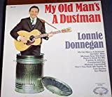 Lonnie Donnegan My Old Man's A Dustman Songs Music Original Pop Rock 12 inch 33 rpm LP Vinyl Album Record