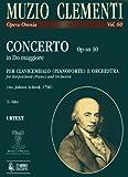 Concerto C-Dur Op Sn 30. Cembalo, Klavier, Orchester -