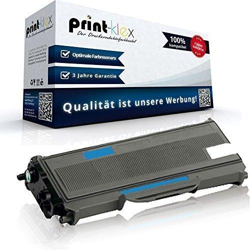 Kompatible Tonerkartusche für Brother MFC 7320W MFC 7340 MFC 7440N MFC 7440W MFC 7840W Lenovo LJ2200 LJ-2200 TN2120 TN 2120 XXL 5.200 Seiten Black -