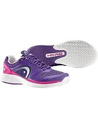 Cabeza sprint pro mujeresy #39;Tenis zapato violeta rosa blanca morado/blanco/rosa Talla:40,5 EU