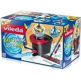 Vileda - Balai + seau Easy Wring Ultra Mat - Set Complet