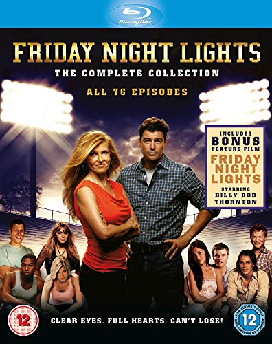 Friday Night Lights - The Complete Series (Includes Bonus Feature Film) [Blu-ray] - Night Lights-tv-serie Friday