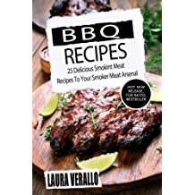 BBQ Recipes: 25 Delicious Smokint Meat Recipes To Your Smoker Meat Arsenal