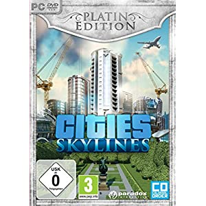 Cities: Skylines Platin Edition [PC]