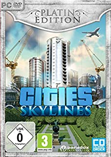 Cities: Skylines Platin Edition [PC] (B077GTNPFF)   Amazon Products