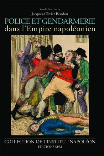 Police et gendarmerie dans l'Empire napolonien