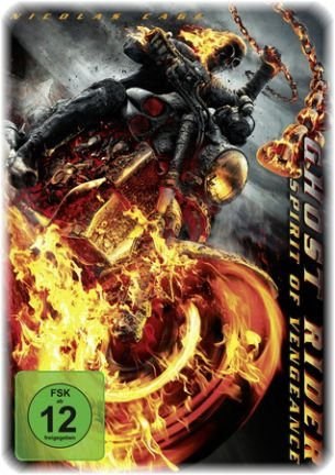 Safe House Dvd (Ghost Rider: Spirit of Vengeance (Steelbook))