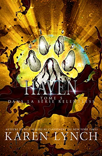Haven (Relentless Tome 5) (Relentless French) par  Tempest Press