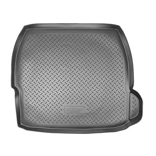 Sotra Auto Kofferraumschutz für den Volvo S80 SD - Maßgeschneiderte antirutsch Kofferraumwanne für den sicheren Transport von Einkauf, Gepäck und Haustier