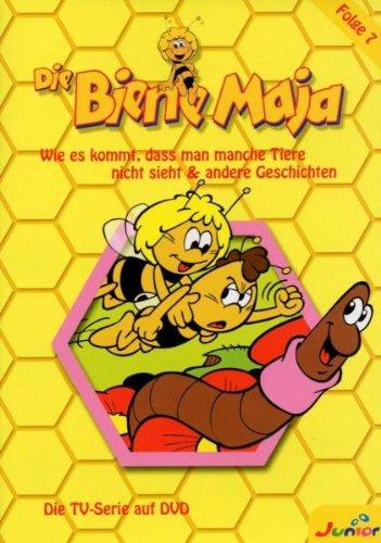 Die Biene Maja 07: Wie es kommt, dass man manche Tiere nicht sieht & andere Geschichten